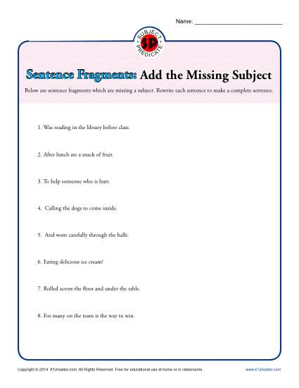 correcting run on sentences worksheets 4th grade run on sentences 3rd grade worksheets quizzes. Black Bedroom Furniture Sets. Home Design Ideas